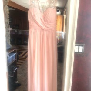 NWT full length formal gown